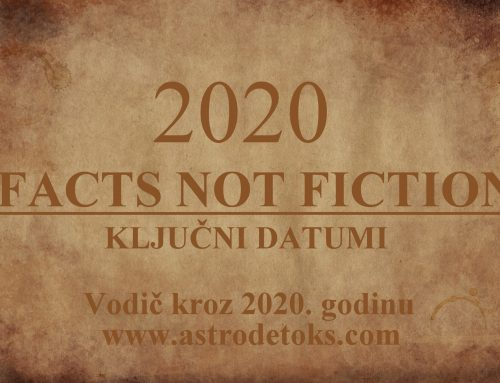2020 FACTS NOT FICTION Ključni datumi-vodič kroz 2020. godinu